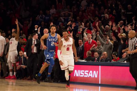 St. John's Falls to Xavier in Big East Tournament