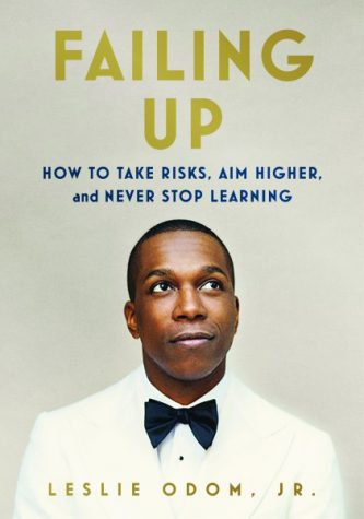 "Interview with Leslie Odom, Jr: Hamilton star speaks about new book, ""Failing Up"""