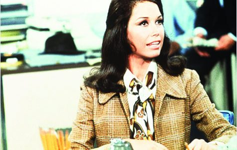 Mary Tyler Moore in the