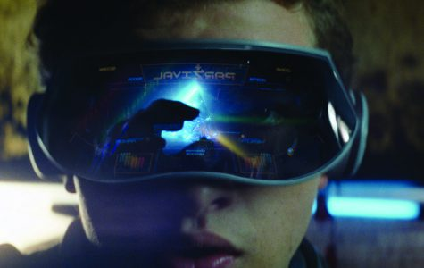 """Movie Review:  """"Ready Player One"""""""