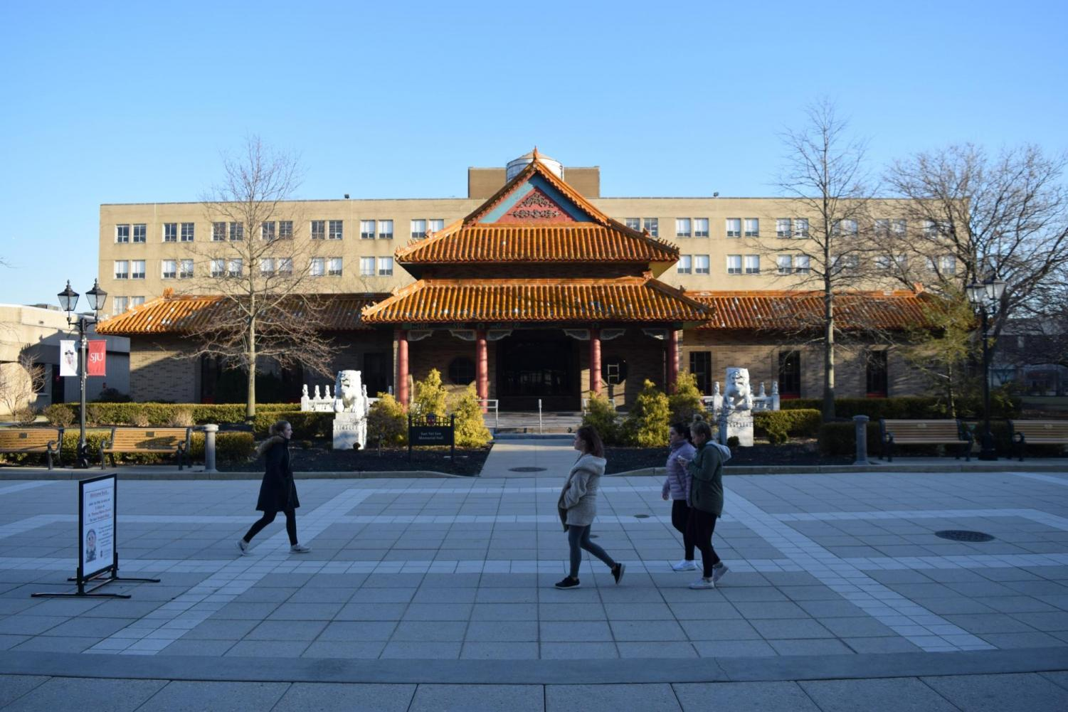 Sun Yat Sen Memorial Hall will house the Diversity Task Force's new Inclusivity Resource Center.