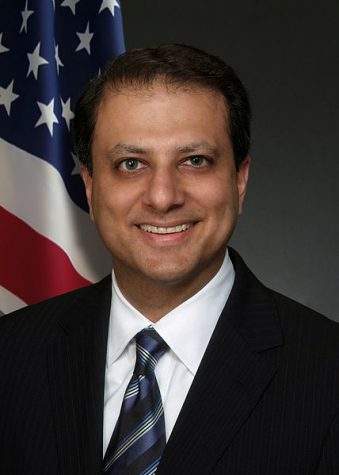 Preet Bharara Announced as Law School Commencement Speaker