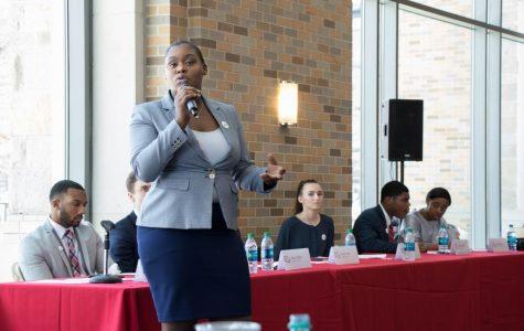 Student Government Debate Talks 2018-19 Goals