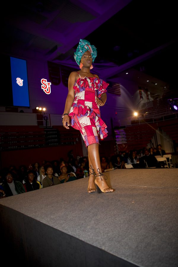 African Student Association Hosts 2018 Annual Fashion Show