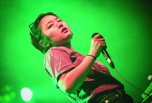 Superorganism+Plugs+into+Brooklyn+Steel