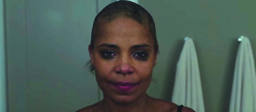 "Sanaa Lathan is Violet Jones, whose hair and confidence evolve in parallel in ""Nappily Ever After."""