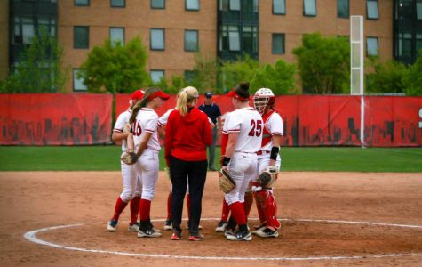 Softball Coach Amy Kvilhaug stepped down after 12 seasons.    TORCH PHOTO/NICK BELLO