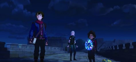 The Dragon Prince, a charming yet beautiful addition to Netflix