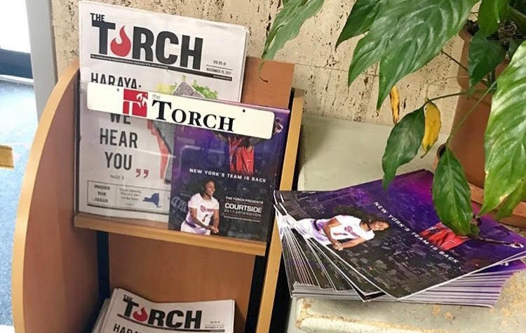 The Torch Awarded Poynter's College Media Project