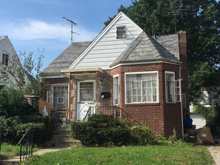 The frat house that was robbed last week sits in Flushing, just minutes from campus.