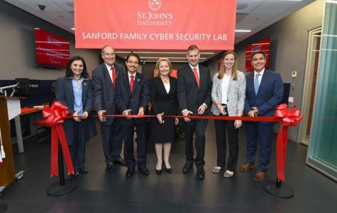 University Opens New Sanford Cyber Security Lab