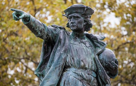 Is Columbus the Best Man for a Holiday?