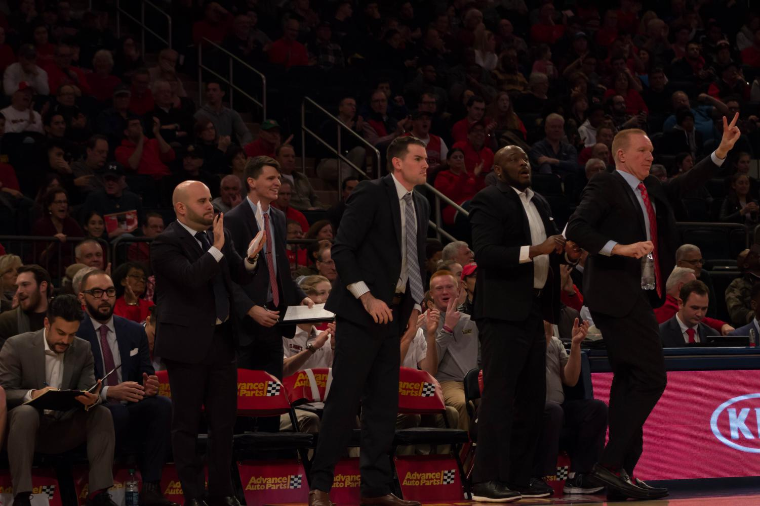 Chris Mullin is on track for a strong season