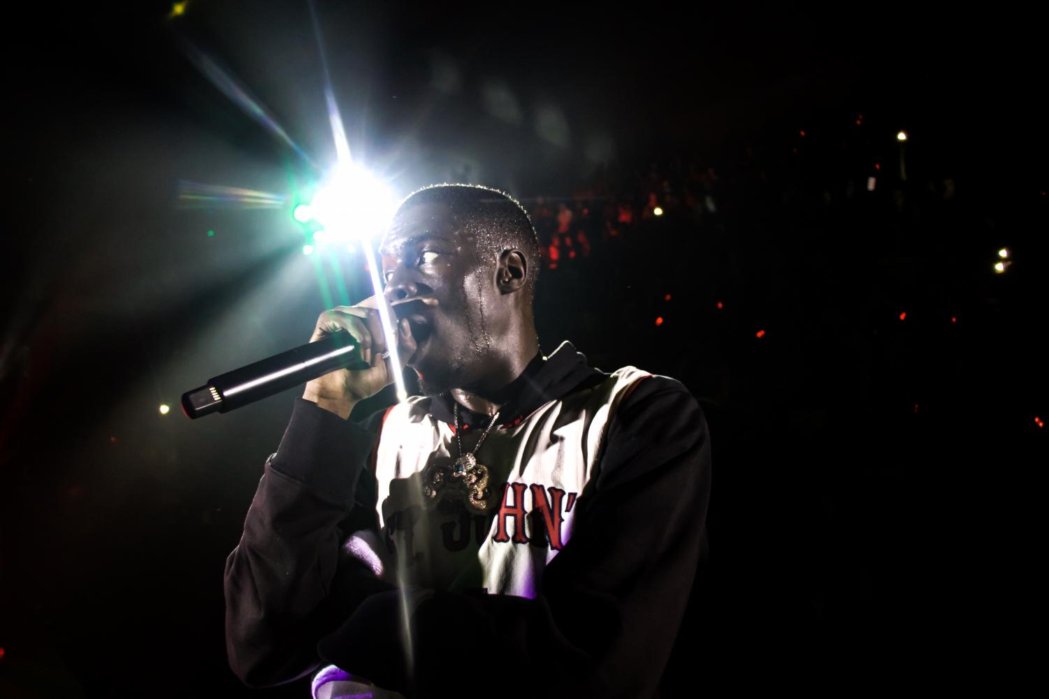 St  John's Basketball and Sheck Wes Rock Tip-Off – The Torch
