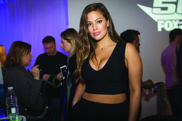 Ashley Graham is at the head of the body positivity movement.