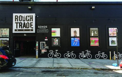 New York's Beating Heart: Brooklyn's DIY Music Scene and Rough Trade NYC