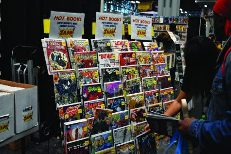 5 Boroughs, Five Minutes: New York Comic Con 2018 One writer's experience in the Javits Center's annual event