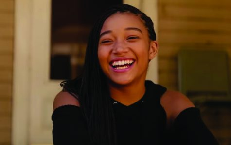 """Amandla Stenberg stars in the new film """"The Hate U Give"""" as 16-year-old Starr Carter."""