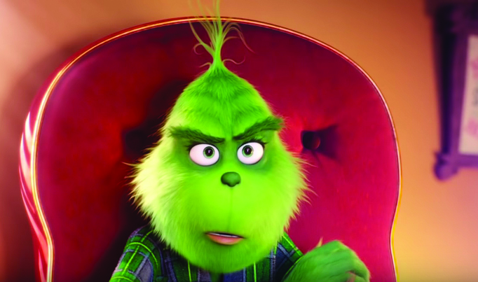 %E2%80%9CThe+Grinch%E2%80%9D+In+Theaters+Now