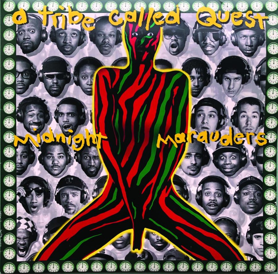 "A Tribe Called Quest's ""Midnight Marauders"" album was released Nov. 9, 1993."