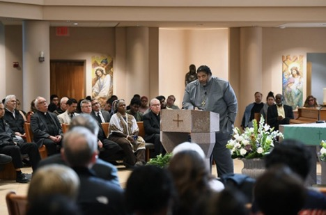 Rev. Dr. William J. Barber II will complete his tenure at St. John's in May 2019.