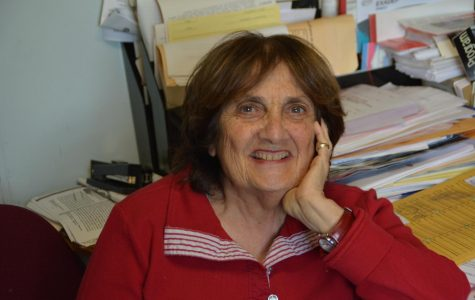 The Torch Has a Chat with Dr. Marie-Lise Gazarian