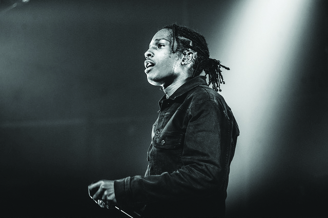 "A$AP Rocky recently released his new single ""Sundress,"" to critical acclaim."