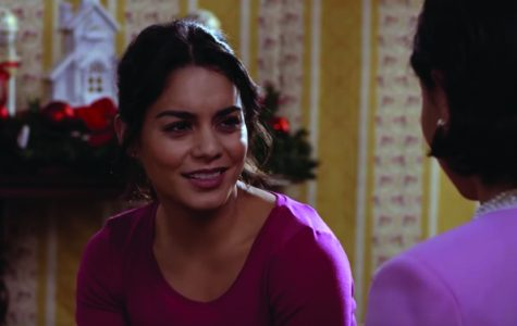 "Vanessa Hudgens in Netflix's ""The Princess Switch"""