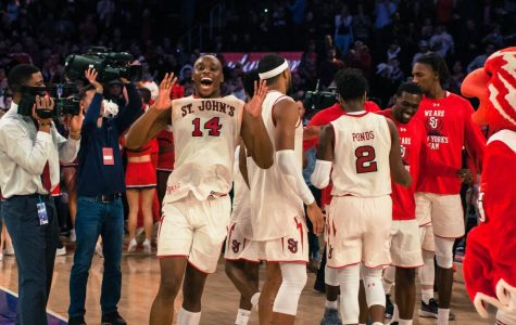 Thrilling Comeback Leads St. John's Past Villanova