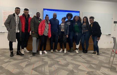 SJU NAACP Hosts Workshop Led By Community Activist Imani