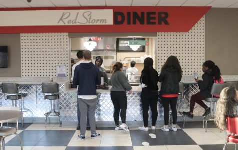 Scott Lemperle said further dining services improvements will be made this summer.