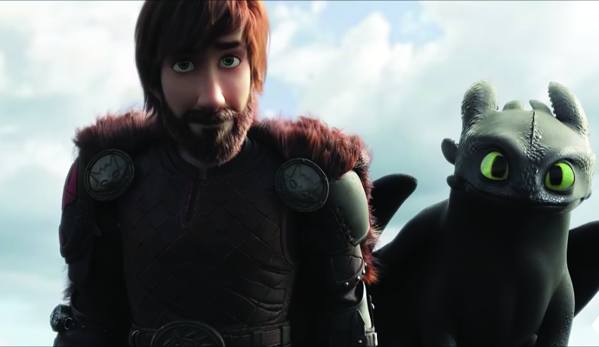 Hiccup+and+Toothless+reunite+10+years+later+at+the+end+of+the+third+installment+of+%E2%80%9CHow+To+Train+Your+Dragon.%E2%80%9D