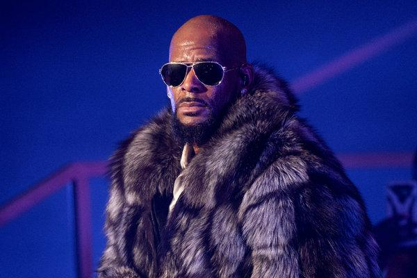 R. Kelly was recently jailed for failure to pay child support