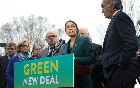 Alexandria Ocasio-Cortez's 'Green New Deal' and the Fight for Our Climate