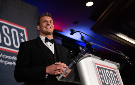 Rob Gronkowski, a key player on the New England Patriots whose absence will be felt.