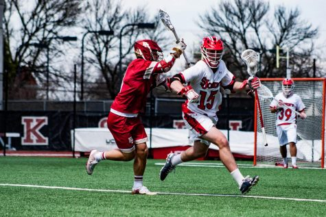 Men's Lacrosse Upsets No. 11/13 High Point