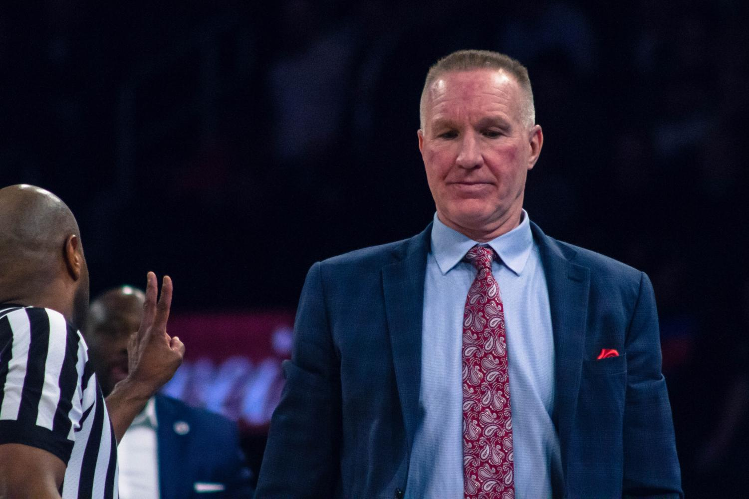ASU's Hurley at the top of St. John's coaching list