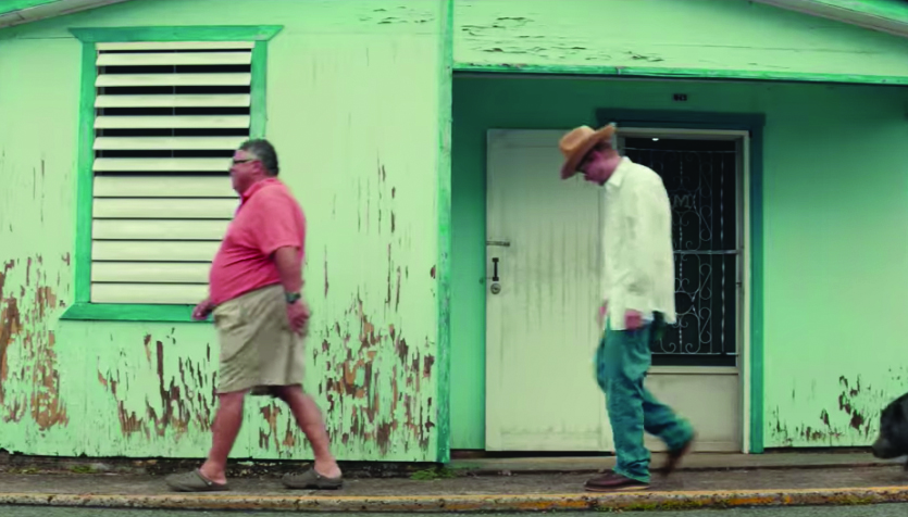 """Rodney Hyden stars in the Netflix original documentary, """"The Legend of Cocaine Island,"""" which highlights his journey to find buried treasure in Puerto Rico."""