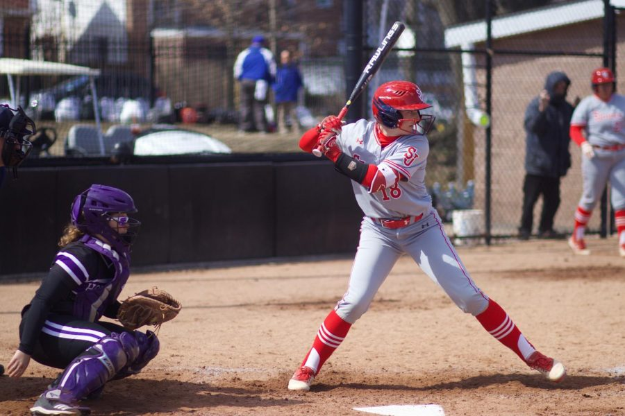 Peyton Cody has made a name for herself as a freshman on the St. John's Softball team.