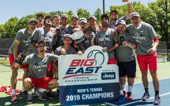 Men's Tennis Win Big East Championship