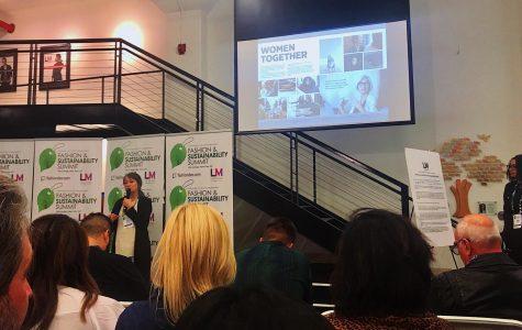 Student Reflects on Fashion Sustainability Summit
