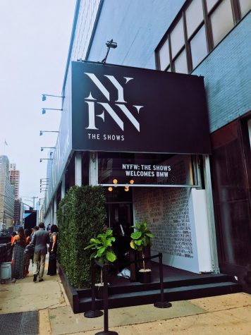 NYFW: The Glitz, The Glam, And the Realness