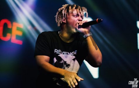 Juice WRLD live at Rebel in 2018. (Photo via Flickr by Mac Downey for The Come Up Show)