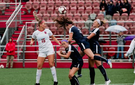 Women's Soccer Loses Home Winning-Streak