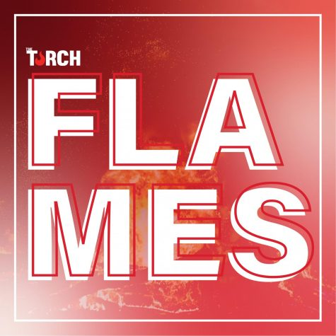 Flames of the Torch: March is fast approaching