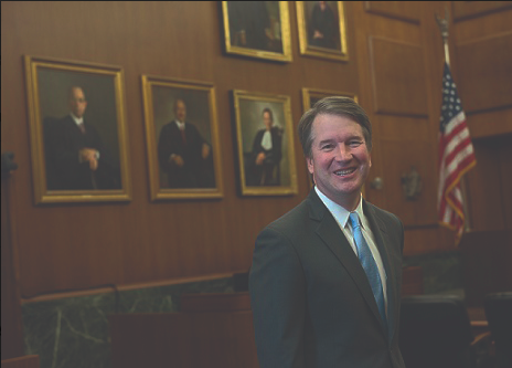 Brett Kavanaugh: Finally Out of the Spotlight?