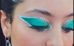 'Euphoria' Makeup: Provocative and Playful