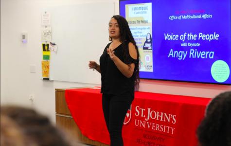 """Immigration Activist Angy Rivera: """"I Am a Migrant"""""""