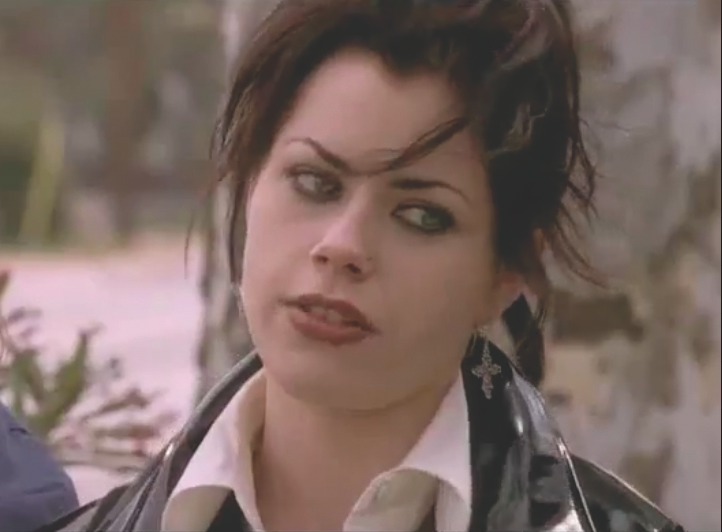 "Fairuza Balk plays the infamous Nancy Downs in the 1996 film, ""The Craft."""