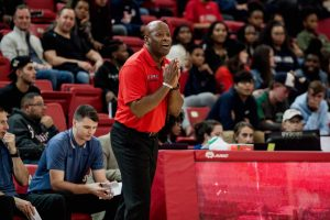 Anderson Gears Up For First Season As Head Coach